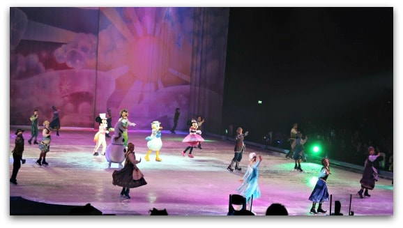 Disney On Ice Worlds of Enchantment The Finale