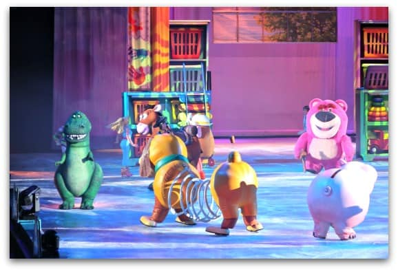 Disney on Ice Worlds of Enchantment Toy Story 3