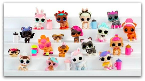 L.O.L. Surprise! Pet Collection