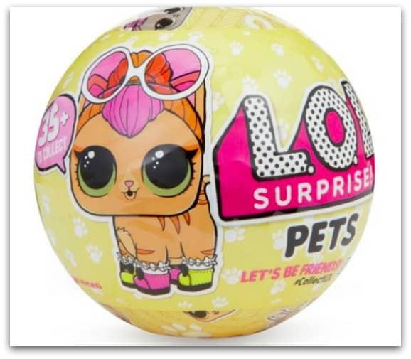 L.O.L. Surprise! Pet In Packaging