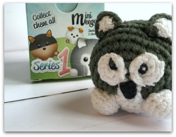 Meegos and Mini Meegos the new crocheted collectable