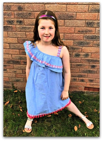 The Monsoon Robyn Dress from Fashion World is one of many items from the Monsoon children's range