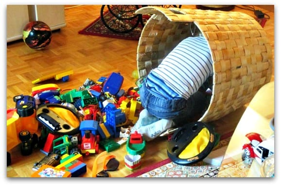 8 Clever Toy Storage Solutions