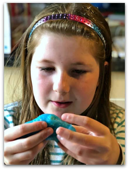 Playing with So Slime DIY Slime Factory Slime