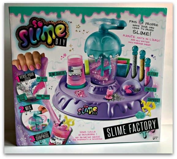 So Slime DIY Slime Factory Boxed