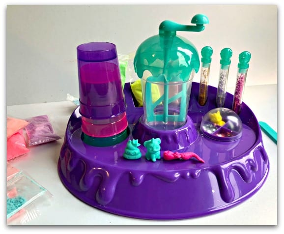 So Slime DIY Slime Factory Unboxed and ready to use