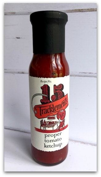 Creating Tastier Picnics with Tracklements - Proper Tomato Ketchup