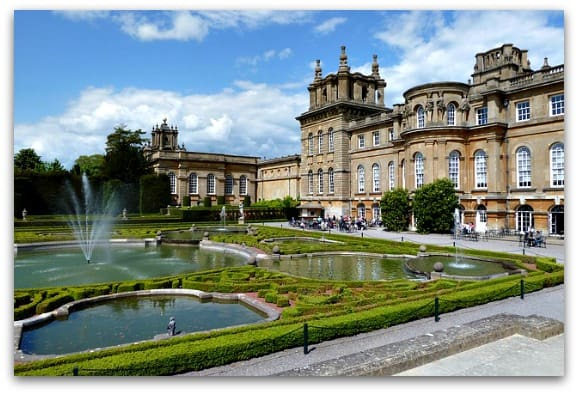 Our Top Spots for a Picnic in the Cotswolds - Blenheim Palace