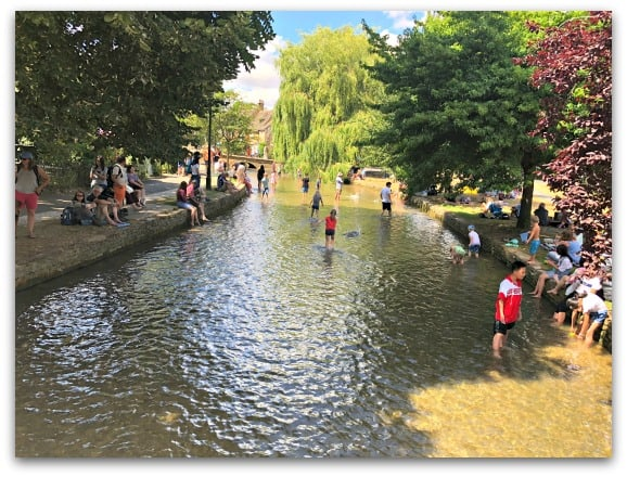 Our Top Spots for a Picnic in the Cotswolds - Bourton on the Water