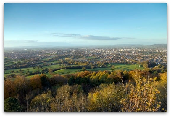 Our Top Spots for a Picnic in the Cotswolds - Leckhampton Hill