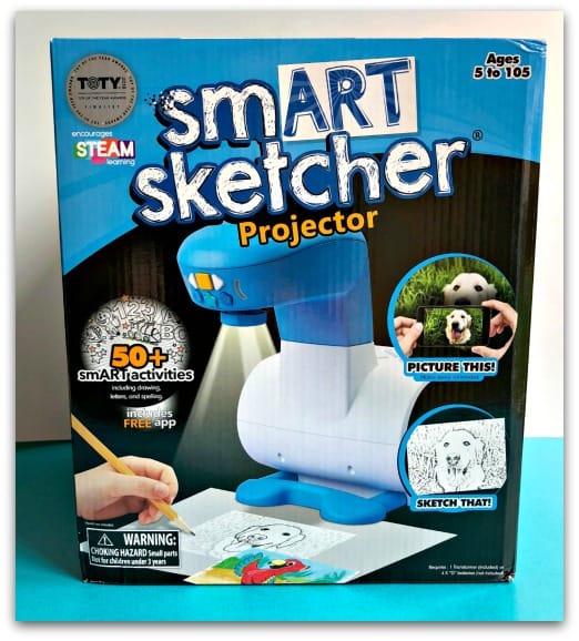 smART Sketcher Projector Review