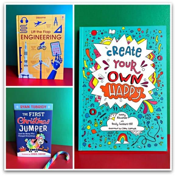 Ideas for Christmas 2018 Books