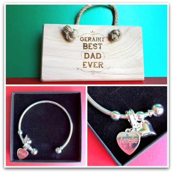 Ideas for Christmas 2018 Personalised Gifts