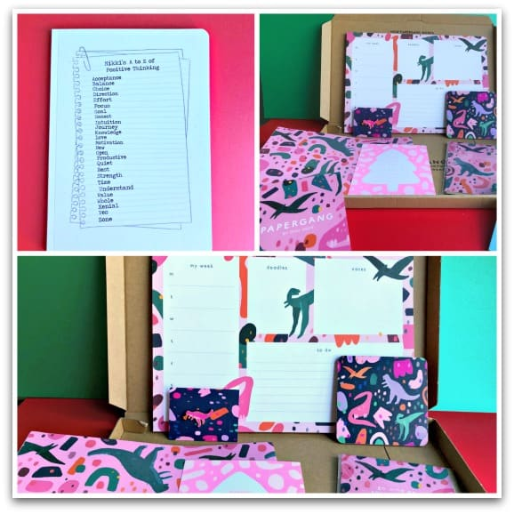 Ideas for Christmas 2018 Stationery