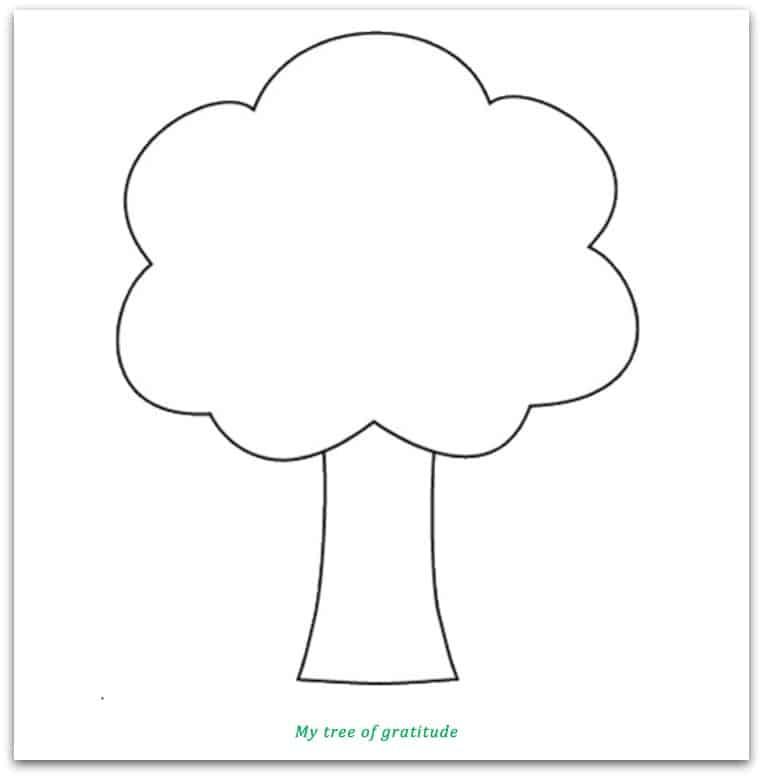 My Tree of Gratitude