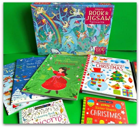 Christmas Stocking Ideas from Usborne