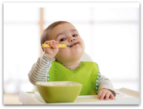 Food For Thought - How to Start Introducing Solid Foods to Your Baby