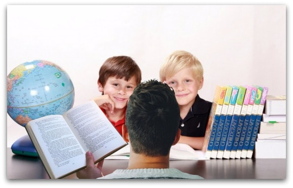 How To Get Involved In Your Childs Education Without Being Pushy