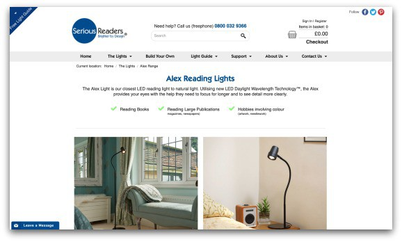 On Review The Alex Light From Serious Readers Stressy Mummy